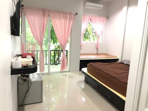 Chillchill Sangkhlaburi Room