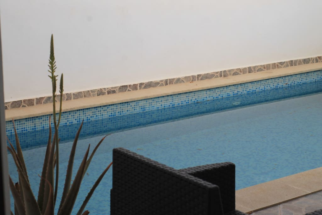 Villa Spacieuse Centre D Agadir Avec Piscine Maisons