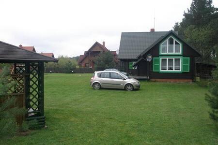 Domek w Puszczy Piskiej - Powałczyn - Dom