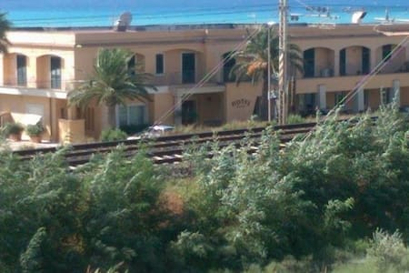 2 bed seaview apartment in Calabria - Wohnung
