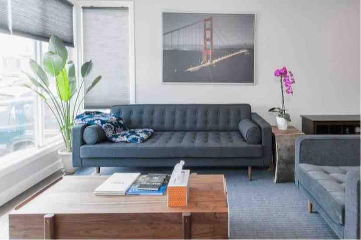 Modern Comfortable House near San Francisco