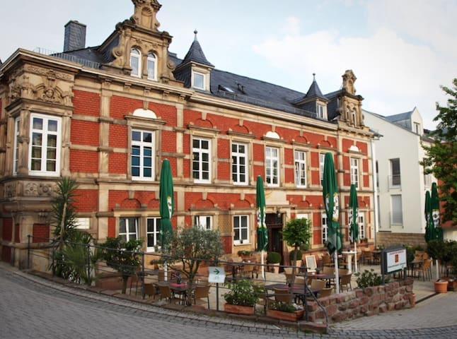 Ferienwohnung 4, Dornfelder 59 m2