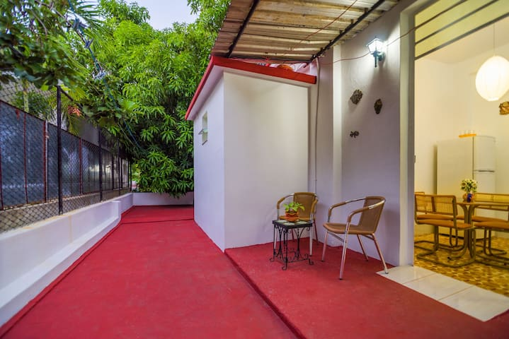Private apartment suitable for couples in Miramar