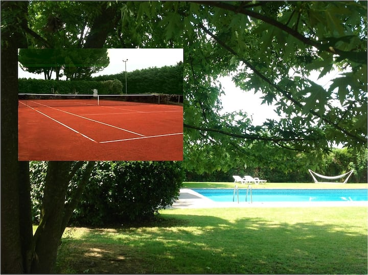 Tennis, Pool & Relax Holidays