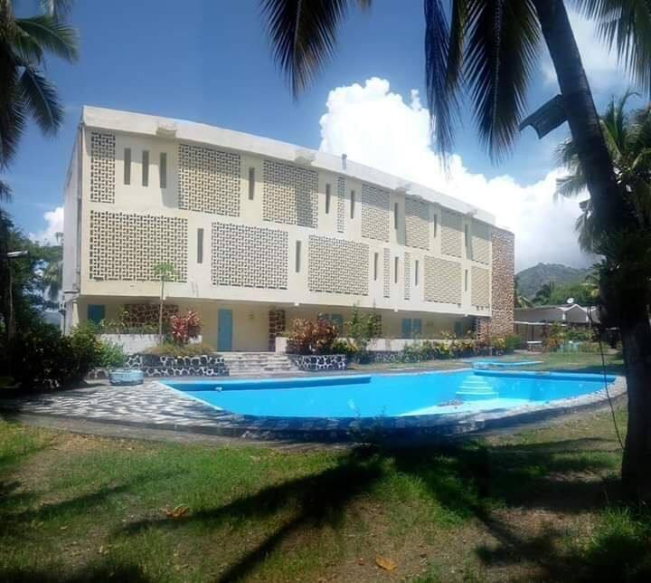 Une nuit à Anjouan - Comores : Hôtel Al Amal