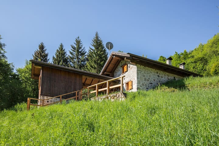 Chalet Riccardo - for a special holiday - Telve