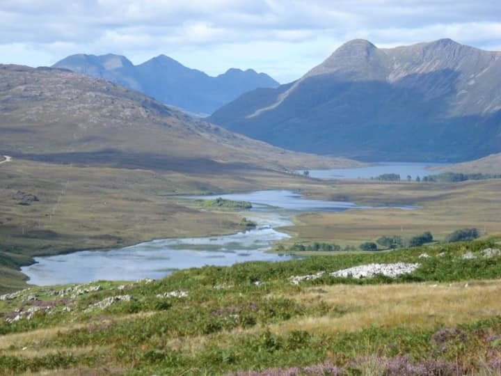 Coultrie Lodge, Kishorn,A Hideaway off Route NC500