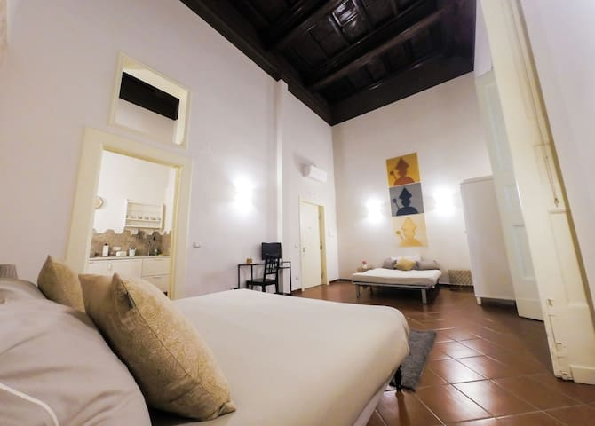 "Stylish flat in the Centre of the city: ""Duomo"""
