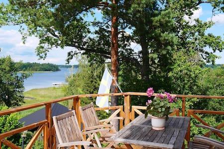 Vaxholm - Seaview Twin loft - Vaxholm - วิลล่า