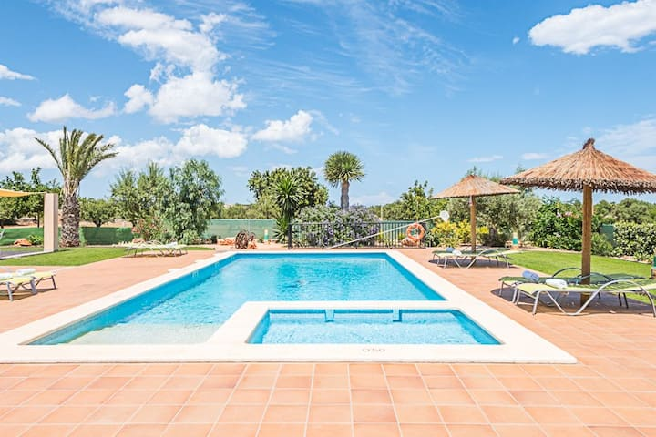 Villa sa Barraka cerca de la playa con wifi gratis - Manacor - Villa