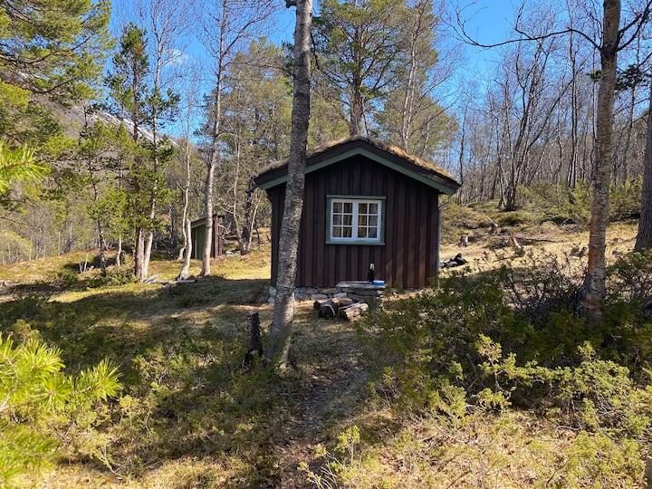 Olabu - fjellhytte i Åmtsdalen