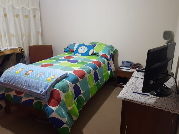 habitacion en condomino