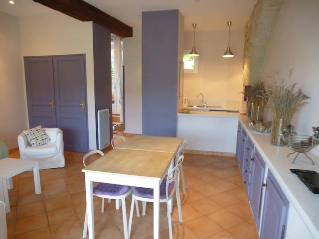 Côté Lavandes, belle suite indépendante - Sallèles-Cabardès - Guesthouse
