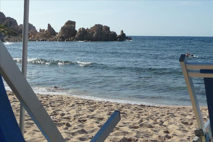 The Beach Just 300M From The Entrance