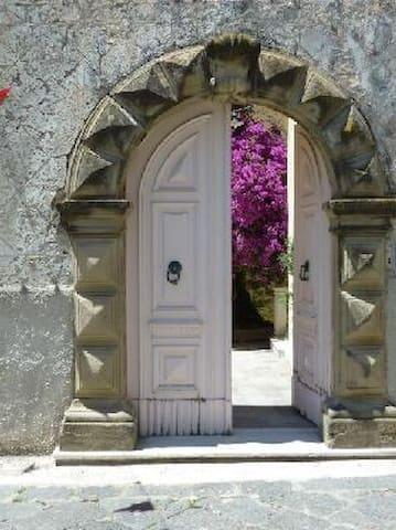 Beautiful charming house of 1700 - Agropoli - House