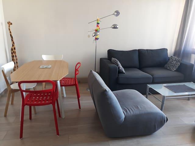 Appartement Biscarrosse ville