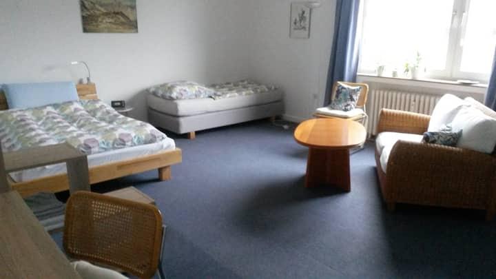 Zimmer in Bürgerparknähe