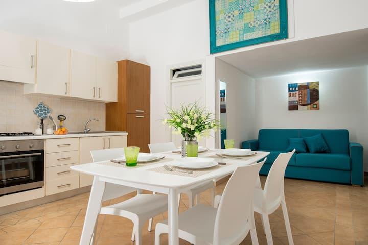 Casa Vacanze Mare Nostrum - Appartamento Turchese