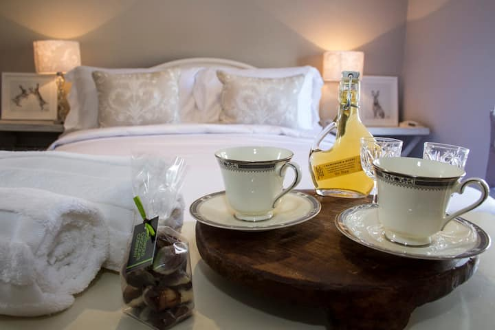Stow House Boutique Rooms Room 1