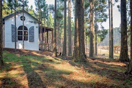 Glenogle Farm, The Loft - Mopani
