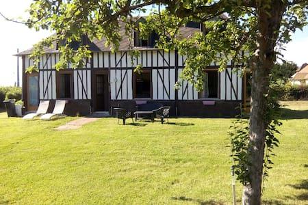 Maison du marais - Saint-Aubin-sur-Quillebeuf