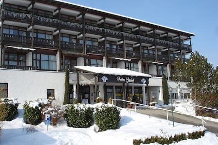 2-room apartment 44 m² Aktiv & Vital Hotel Residenz - Bad Griesbach - 아파트