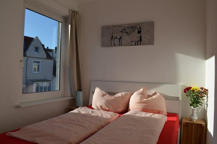 ⚓️ Fesche 2-Zimmer-Altbauwohnung im Zentrum ⚓️