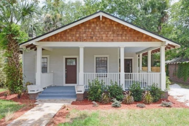 2 Bedroom Bungalow - San Marco historic district