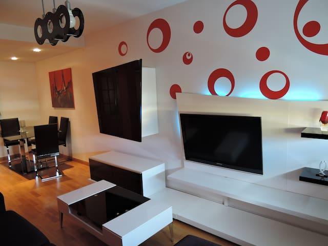 Piso moderno a 15 minutos del casco - Toledo - Appartement