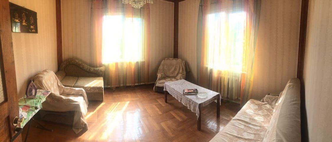 Комната в доме в Гудауте