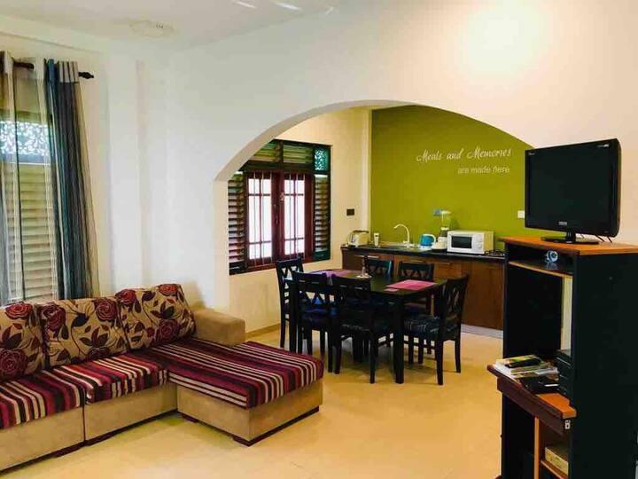 Calm Villa(Calm Garden all inclusive apartment)