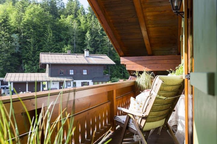 Ferienwohnung Waldidyll / Balkon / Traumlage