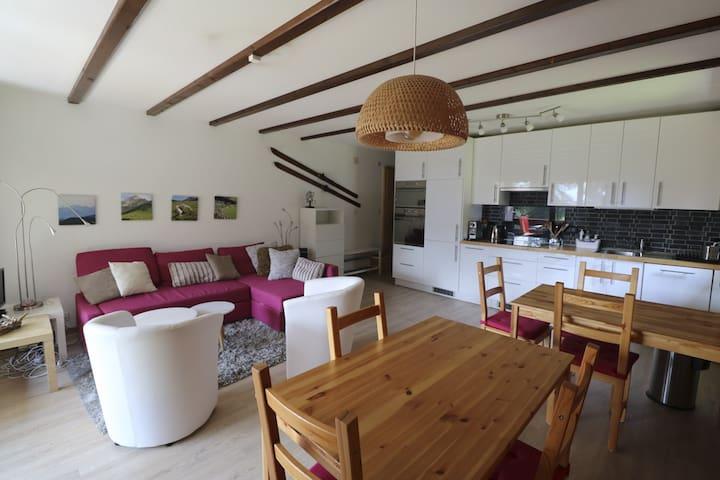 Appartement Agate n°17, (Villars-sur-Ollon), 2.5-bedroom apartment, 62m², 6 persons