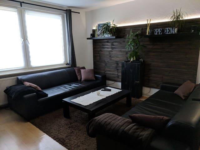 Zentrale 2-Zimmer-Wohnung in Vahrenwald