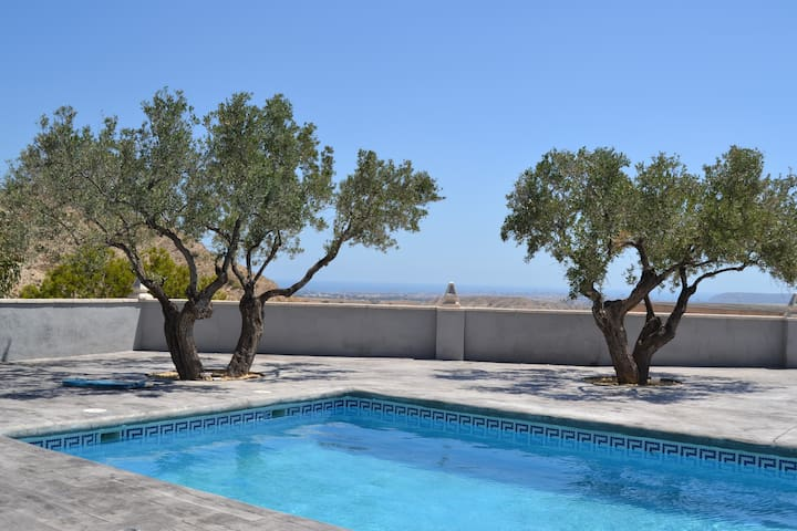 Alicante  luxury villa, sea view, private pool - Alicante - Villa