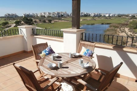Holiday apartment with 2 bedrooms on 57m² in Sucina