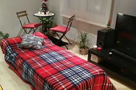 Espai en un loft encantador - Sant Joan de Vilatorrada - Квартира