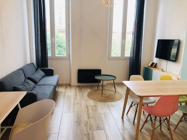 Appartement T3 place d'armes centre ville