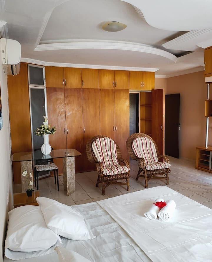Suite master Villa Porto Italia