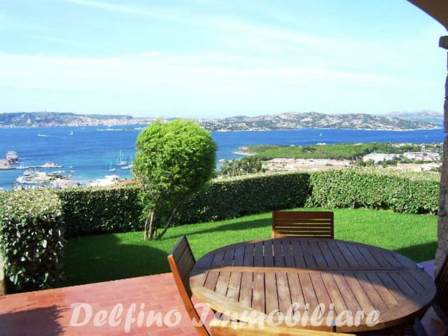 AV/26 house with wonderful sea view - Palau - Vila