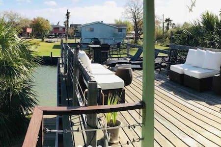 BayStayKemah/Galveston,Fishing/Crabbing