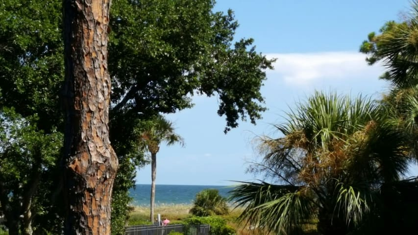 Affordable Beachside Villa - Hilton Head Island - Byt