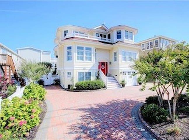Brant Beach Oceanside LBI Beach house (One Love)