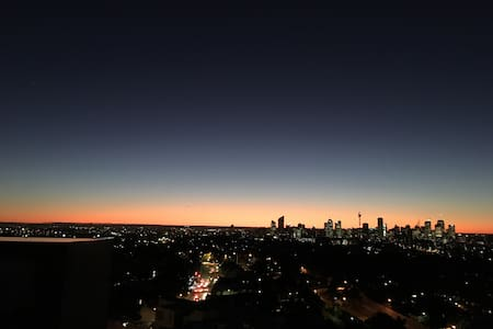 modern beautiful sunset &convenient& NY fireworks - Bondi Junction - Apartment