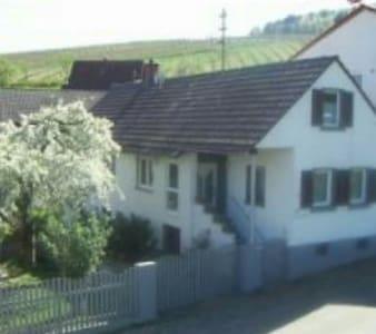 Besuchen Sie das Ferienhaus Elise - Birkweiler