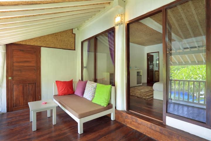 Anggrek Putih Homestay-1 Bedroom-Pool View (#3)