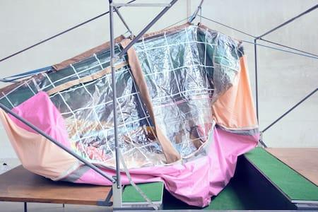 De gelukkige zak - At Kapellerput - Heeze - Tent - 1