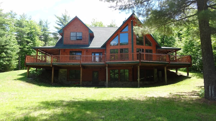 Lake Placid & Whiteface Ebs View Lodge 3D/VR Tour