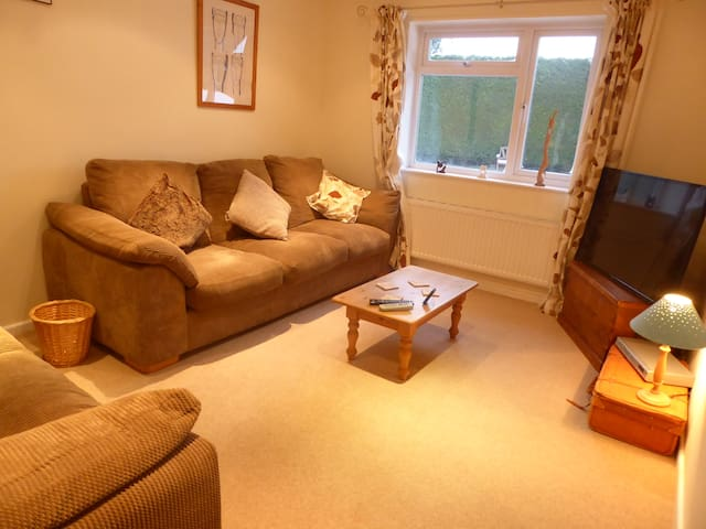 Large apartment in a quiet area of Shrewsbury