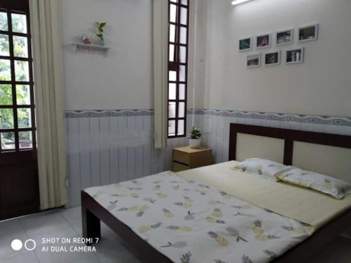 DUY'S HOME- double bedroom with balcony